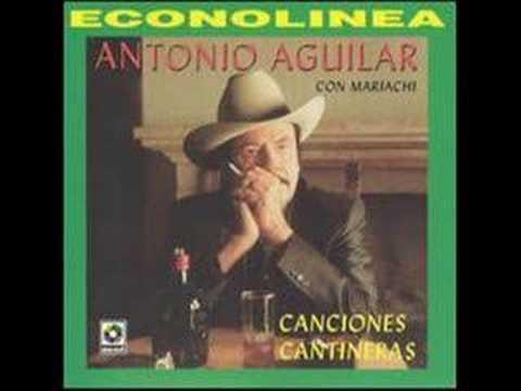 Antonio Aguilar Morir Tomando