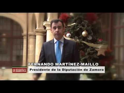 Felicitaci�n navide�a de Fernando Mart�nez-Maillo