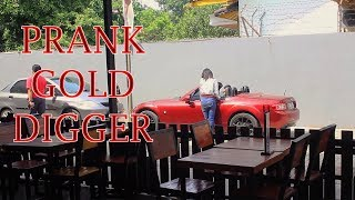 Video PRANK CEWE MATRE GOLD DIGGER INDONESIA PAKE MOBIL SPORT MP3, 3GP, MP4, WEBM, AVI, FLV April 2019