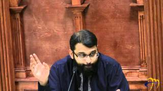 2011 Hajj Workshop by Shaykh Yasir Qadhi