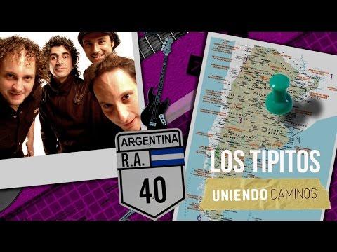 Los Tipitos video Su Historia - Uniendo Caminos - PGM 02