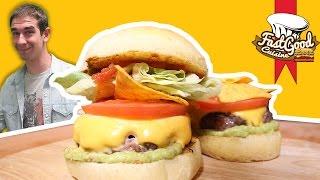 Video Le Burger de la Mort - Feat Vodkprod MP3, 3GP, MP4, WEBM, AVI, FLV Oktober 2017