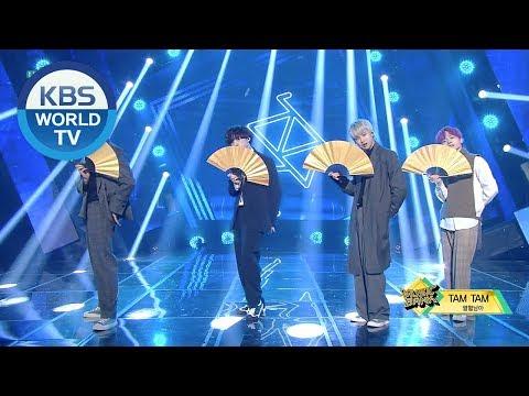 HBY(열혈남아) - TAM TAM [Music Bank/2019.04.12] - Thời lượng: 3 phút, 16 giây.