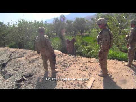 Citizen Soldier Trailer