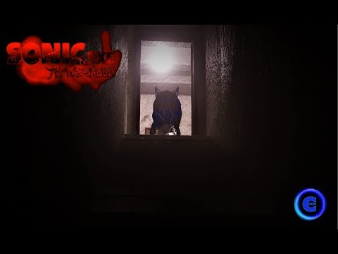 THIS SONIC GAME IS SCARY!! - Sonic.exe: the Assualt Episode 1 (Horror Game)
