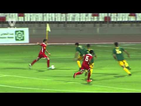 المحرق 1-0 المالكية .. دوري فيفا البحرين 2014/2015
