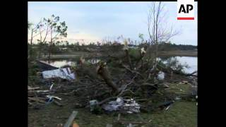 Lady Lake (FL) United States  City pictures : Residents in Lady Lake, Florida are hoping to pick up the pieces and move on after the devastating t