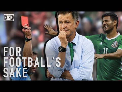 Video: Chill Out Mexico Fans, Osorio Should Stay!