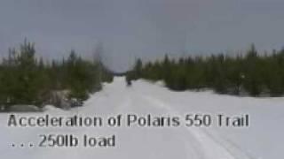 10. Polaris Trail 550