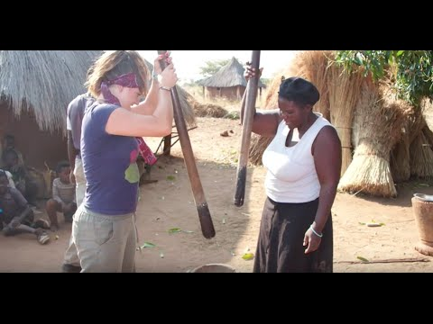 Kiley Good's Volunteer Trip with IVHW to Zambia
