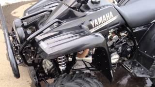 5. 2003 Yamaha Wolverine 350 4x4