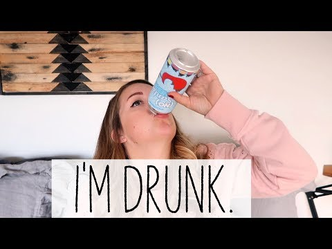 YOUTUBE MOM GETS DRUNK FOR SCIENCE [hysterical!] Breastfeeding Alcohol Test Strips