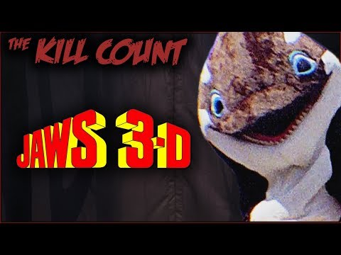 Jaws 3D (1983) KILL COUNT