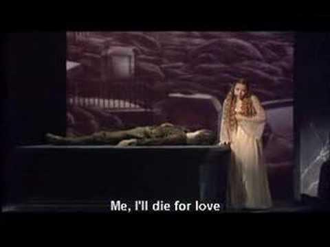 Tekst piosenki Romeo et Juliette - La mort de Juliette po polsku