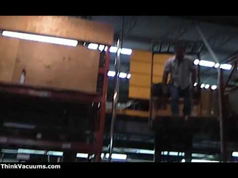 Central Vacuums: ABS Plastic vs. Metal Demo