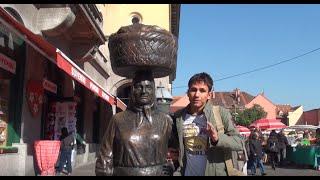 Mercado de Dolac y calle Tkalciceva