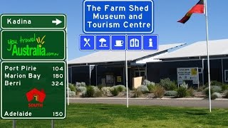 Kadina Australia  city photos gallery : The Farm Shed Museum and Tourist Centre - Kadina - South Australia - You Travel Australia