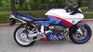 2. 2005 BMW R1100S Boxer Cup Replika - DallasMoto.net