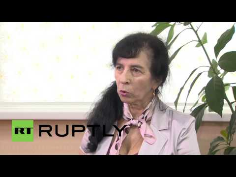 Russia: Meet the 60-YEAR-OLD MIRACLE MOTHER from Moscow