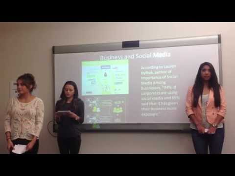 Group PowerPoint Presentation #2--Social Media Mp3