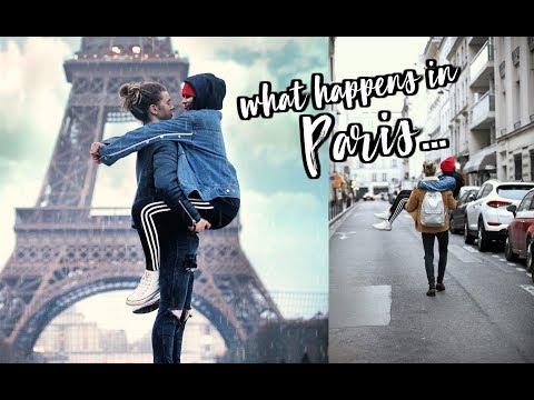 He Kinda Stole My Heart in Paris.. (видео)