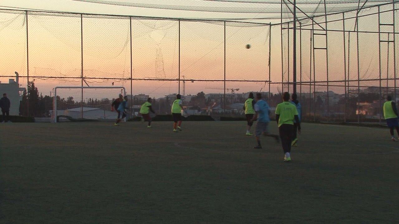 Ένα διαφορετικό τουρνουά ποδοσφαίρου