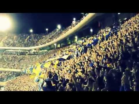 Video - Pongan huevo los Xeneizes. - La 12 - Boca Juniors - Argentina
