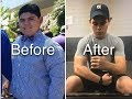 EPIC 1 Year Natural Body Transformation! (Calisthenics)