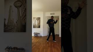 Poppin Pete – 55 years old still dancing my ass off