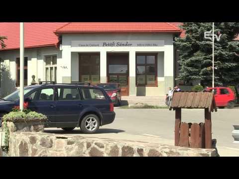 Csík LEADER pályázatok az Erdély TV-n, 2015.07.13