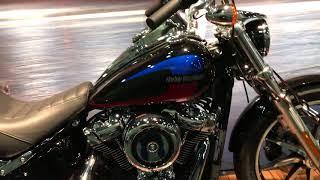 6. 2018 Harley-Davidson Softail Low Rider