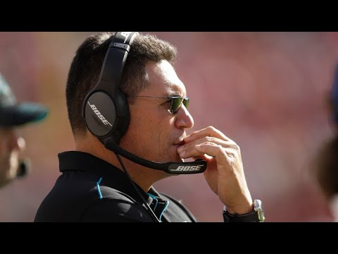 LIVE: Panthers fire coach Ron Rivera