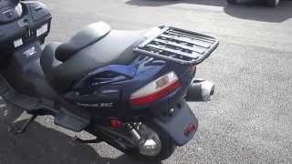 2. 2005 SUZUKI BERGMAN 650 SCOOTER FOR SALE