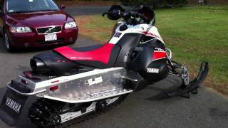 6. Stock 2008 Yamaha FX Nytro RTX Exhaust
