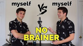 No Brainer - DJ Khaled, Justin Bieber (SING-OFF vs. MYSELF)
