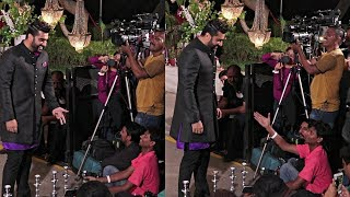 Video Arjun Kapoor Sweet Gesture Towards Media At Sonam Kapoor Wedding Reception MP3, 3GP, MP4, WEBM, AVI, FLV Oktober 2018