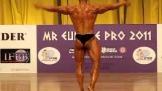 Roberto Castellanos.Copa Federaciones IFBB