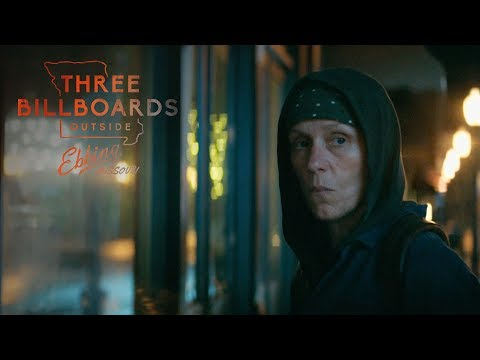 "THREE BILLBOARDS OUTSIDE EBBING, MISSOURI | ""A Renegade Masterpiece"" TV Commercial 