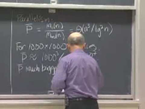 Lec 23 | MIT 6.046J / 18.410J Introduction to Algorithms (SMA 5503), Fall 2005