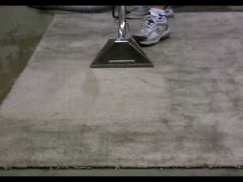 Carpet Steam Cleaning with a Rotovac 360 vs Carpet Steam Cleaning with a Wand