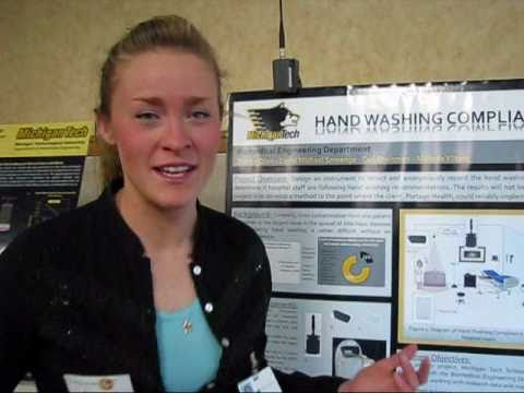Hand-Washing Compliance System