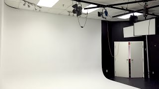 How to Build a Cyclorama - Time Lapse