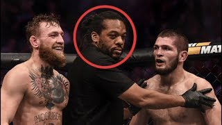 Video Conor McGregor vs Khabib Nurmagomedov BREAKDOWN MP3, 3GP, MP4, WEBM, AVI, FLV Februari 2019