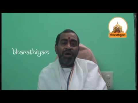 Shanmukha Sharma about Bharathiyam application