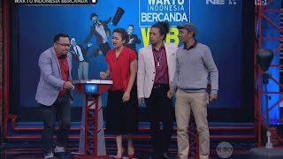 Video Waktu Indonesia Bercanda - Ngakak Banget! Kali Ini Jawaban TTS Bikin Semua Orang Ngakak (2/4) MP3, 3GP, MP4, WEBM, AVI, FLV Maret 2019