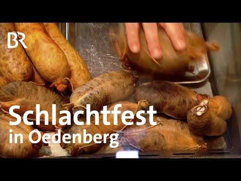 Schlachtfest: Kesselfleisch - Schlachtfest in Oeden ...
