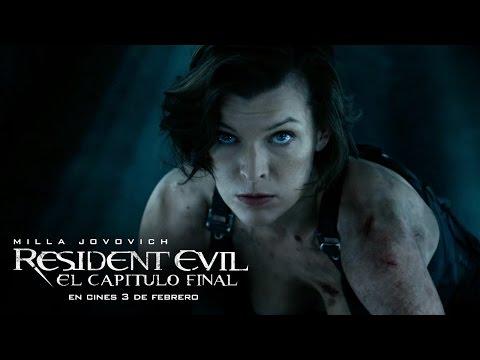Resident Evil: El Capítulo Final - Alice contra el mal por última vez?>