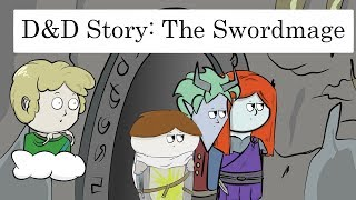 Video D&D Story: He fell and hit the ground so hard he became a Swordmage MP3, 3GP, MP4, WEBM, AVI, FLV Juli 2018