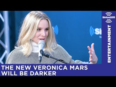 Kristen Bell warns fans that new Veronica Mars episodes will be darker and a little bit different.