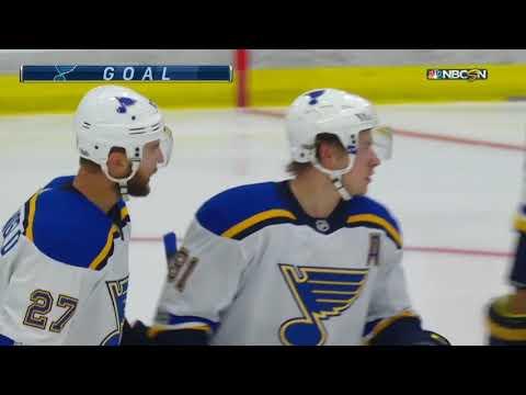 Обзор матча Питтсбург - Сент-Луис / PENGUINS VS BLUES September 24 2017 NHL Preseason